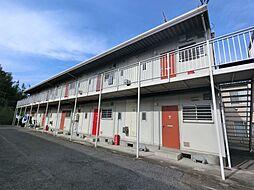 千葉県成田市寺台の賃貸アパートの外観