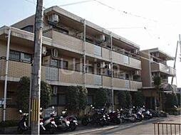 京都府京都市北区上賀茂東上之段町の賃貸マンションの外観