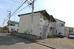 ハイツカワバタI[202号室]の外観