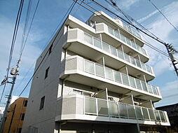 南新町マンション[1階]の外観