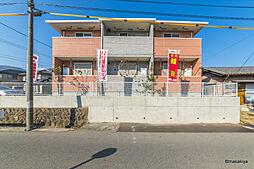 シャルマン櫻街 弐番館[202号室]の外観