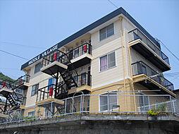 ミドルビレッジ[3階]の外観