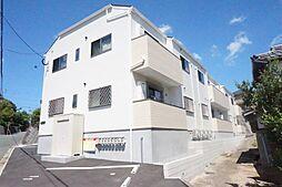 仮)三倉コーポ B[2階]の外観