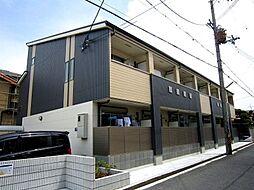 リバーサイド金岡七番館[1階]の外観