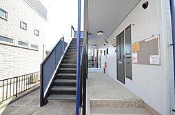 愛知県名古屋市中川区江松2丁目の賃貸アパートの外観