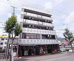 京都府京都市左京区一乗寺木ノ本町の賃貸マンションの外観