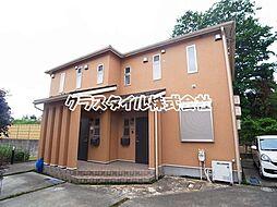 [テラスハウス] 東京都町田市本町田 の賃貸【/】の外観