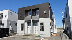 インサイド・テイル E棟[1階]の外観