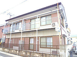第2春栄荘[2階]の外観