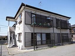 スカイハイツ鈴木[102号室]の外観