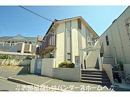 大阪府枚方市星丘2の賃貸アパートの外観