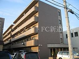 ハーモパレス札幌[4階]の外観