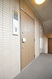 ベルファース蒲田の玄関