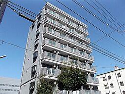 新潟県新潟市中央区花園2丁目の賃貸マンションの外観