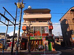 第23長栄京米ビルマンション[401号室]の外観