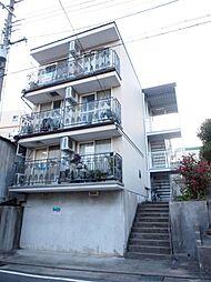 シティコア菊水[3階]の外観