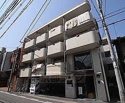 京都府京都市中京区高倉通夷川上る福屋町の賃貸マンションの外観