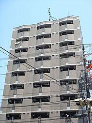 オーキッドコート阿倍野橋[10階]の外観
