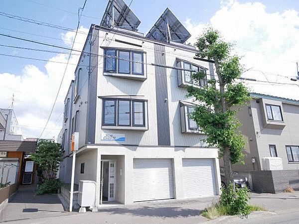 ウエストコースト21 2階の賃貸【北海道 / 札幌市白石区】