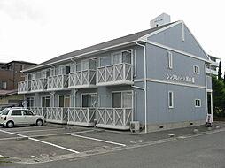 シングルハイツ濱口III[102号室]の外観