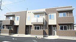 山口県宇部市中村3丁目の賃貸アパートの外観