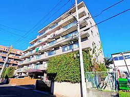 埼玉県所沢市東所沢4丁目の賃貸マンションの外観