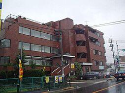 東京都町田市野津田町の賃貸マンションの外観