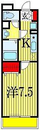 St.weave3[2階]の間取り