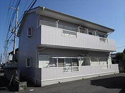 亀田ハイツ[1階]の外観