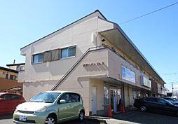澤野ハイツ[2階]の外観