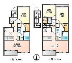下吉田駅 6.7万円