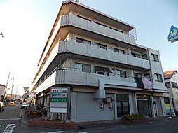 埼玉県越谷市南越谷3丁目の賃貸マンションの外観