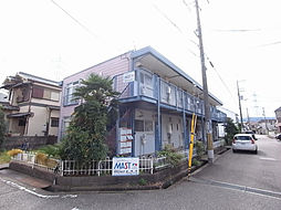 安倉南ハイツIII[202号室]の外観