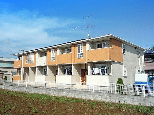 カーサ エスペランサ 2階の賃貸【茨城県 / 土浦市】