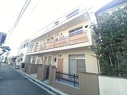 兵庫県神戸市灘区高羽町3丁目の賃貸マンションの外観
