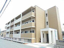 ドミール坂本[2階]の外観