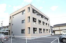 埼玉県草加市弁天1の賃貸マンションの外観