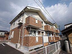 カ−サK.F.[2階]の外観