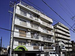 兵庫県神戸市兵庫区菊水町6丁目の賃貸マンションの外観