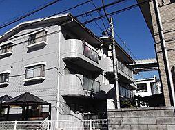 埼玉県さいたま市中央区円阿弥3丁目の賃貸マンションの外観