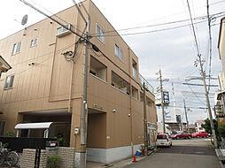 辻マンション[201号室]の外観