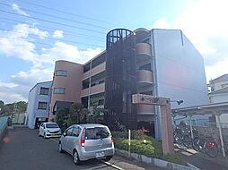 アデューウエダ[3階]の外観