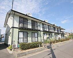 岡山県岡山市中区下の賃貸アパートの外観
