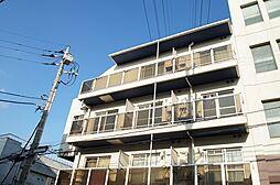 神奈川県横浜市旭区中希望が丘の賃貸マンションの外観