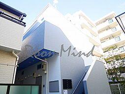神奈川県横浜市西区浅間町の賃貸アパートの外観