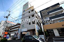 徳島県徳島市山城西4丁目の賃貸マンションの外観