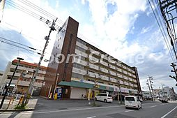 徳島県徳島市住吉3丁目の賃貸マンションの外観