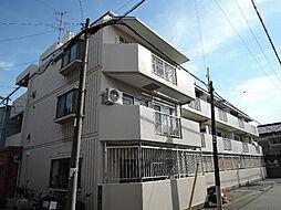 徳屋マンション[302号室]の外観