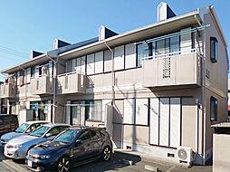 コーポラス渋谷I[202号室]の外観