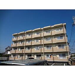 静岡県浜松市中区曳馬5丁目の賃貸マンションの外観